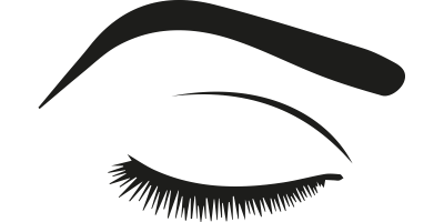 Eyelash extension natural
